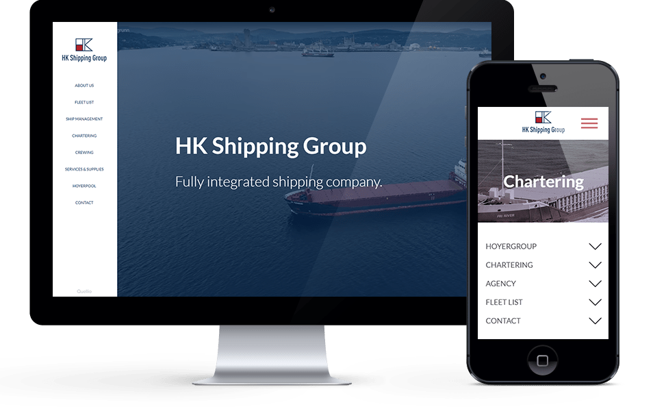 hk-shipping portfolio